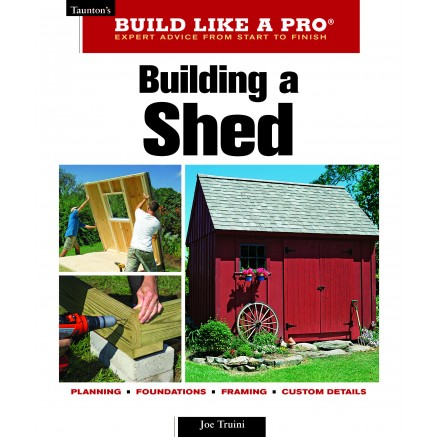 Building A Shed, Revised