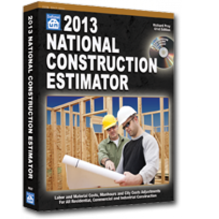 2013 National Construction Estimator