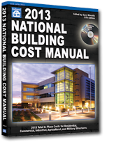 2013 National Building Cost Manual