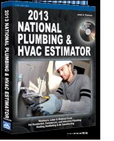 2013 National Plumbing & HVAC Estimator