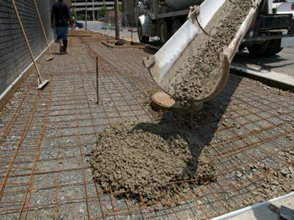 C08 Concrete Trade