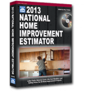 2013 National Home Improvement Estimator